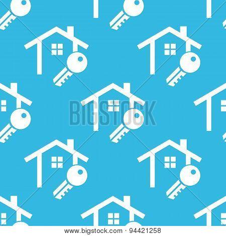 House key pattern
