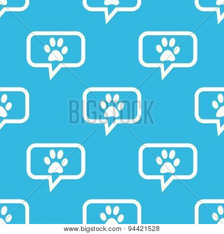 Paw message pattern