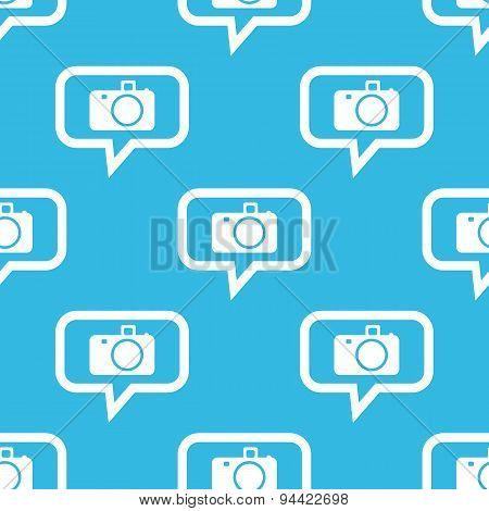 Camera message pattern