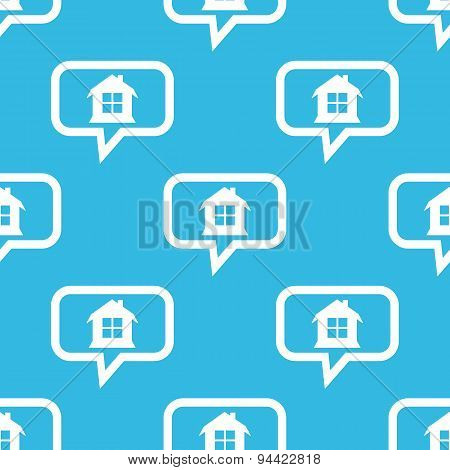 House message pattern