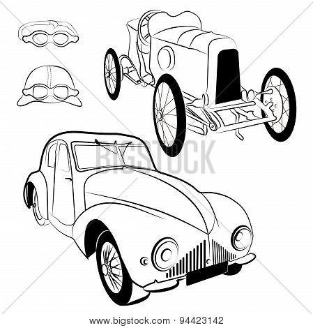 Vintag cars