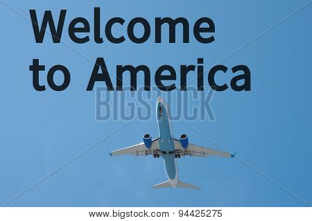 Welcome to America