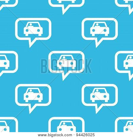 Car message pattern