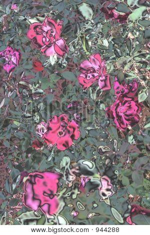 Chrome Punk Flowers