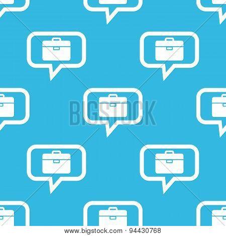 Briefcase message pattern