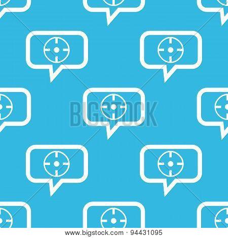 Target message pattern