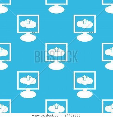 Cloud upload monitor pattern