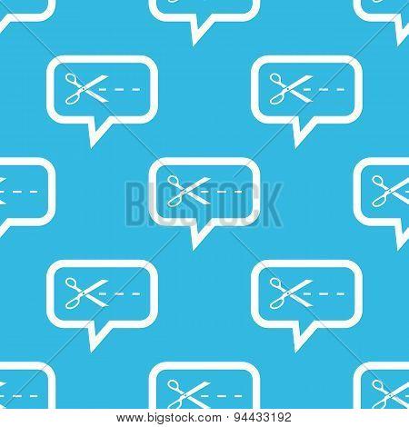 Cut message pattern