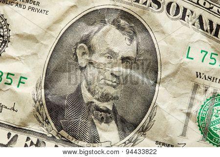 Dollar texture