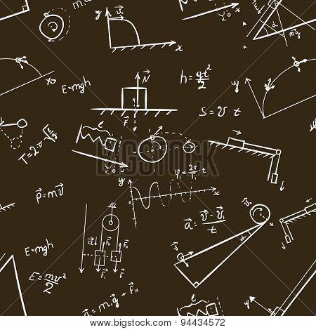 Hand drawn vector illustration.