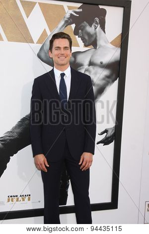 LOS ANGELES - JUN 25:  Matt Bomer at the