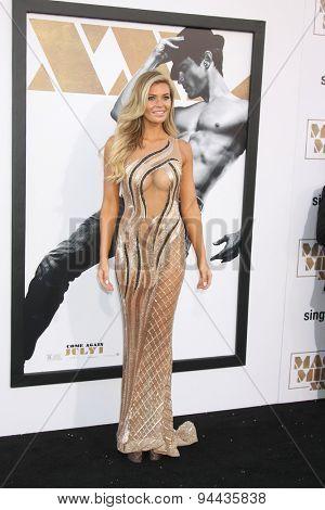 LOS ANGELES - JUN 25:  Samantha Hoopes at the