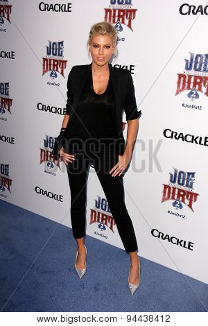 LOS ANGELES - JUN 24:  Charlotte McKinney at the