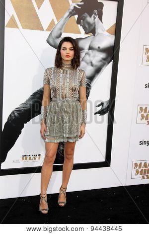 LOS ANGELES - JUN 25:  Jenna Dewan-Tatum at the