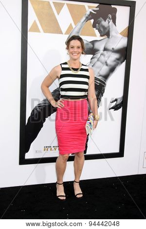 LOS ANGELES - JUN 25:  Ashley Williams at the