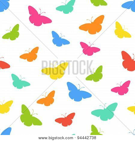 Butterflie pattern