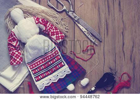 Belarusian traditional doll
