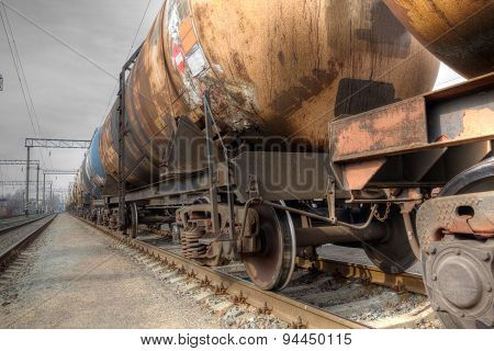 Oil Transportation