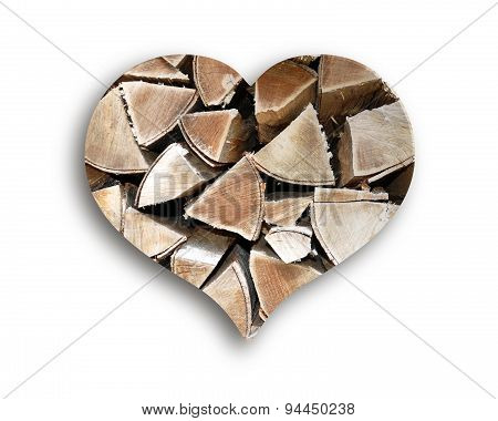 Heart Of Wood
