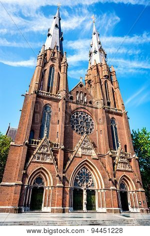 Saint Catharine Church In Eindhoven