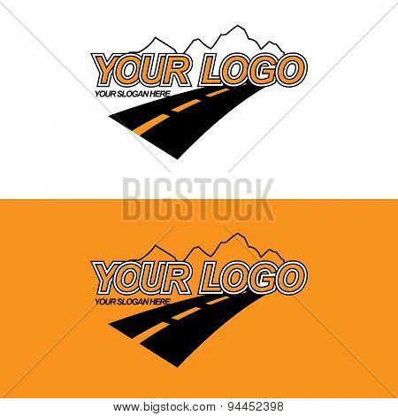 Road company logo
