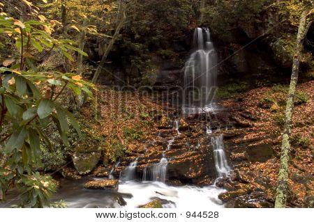 Mystery Waterfall