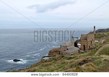 Coastal Tin Mine.