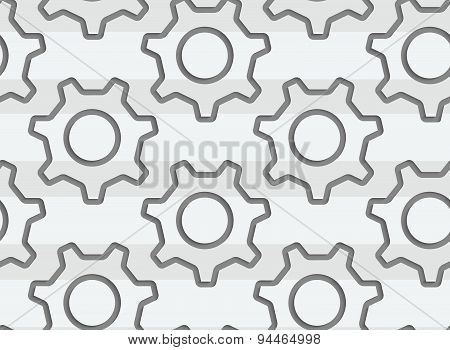 Perforated Simple Gears Contours