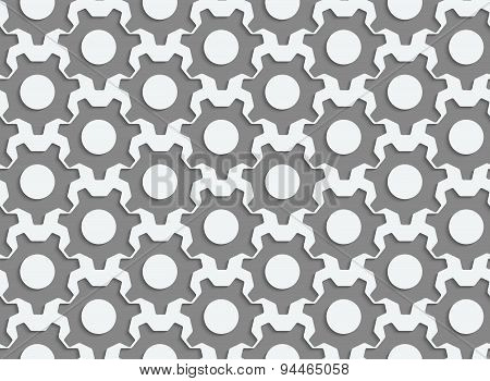 Perforated Simple Gears