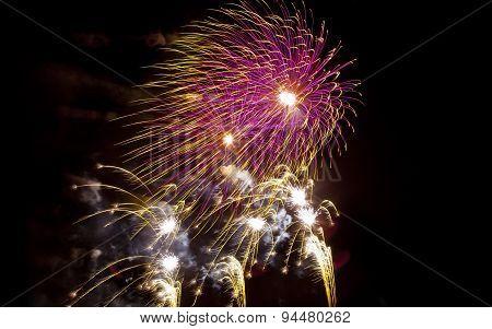 Puente De Palmas Fireworks