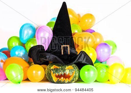 Halloween Pumpkin Party
