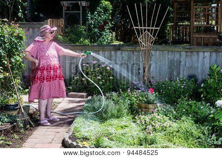 Granny Gardener