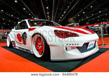 Bangkok International Auto Salon 2015