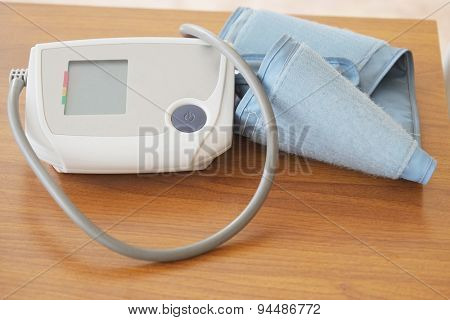 The image of blood pressure