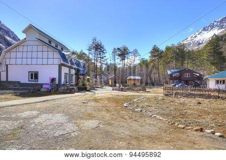 Caucasus. Valley Narzan