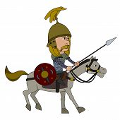 picture of gaul  - Punic wars  - JPG