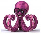 pic of octopus  - Fun octopus - JPG