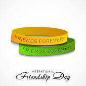 foto of friendship day  - illustration of beautiful band for Friendship Day - JPG