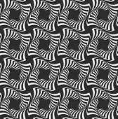 image of striping  - Geometric background with black and white stripes - JPG