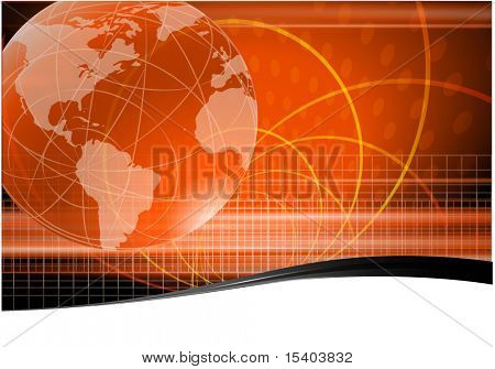 Global abstract. Vector.