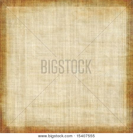 Canvas Weave Burlap Fabric Grunge