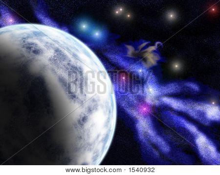 Space Scene 02