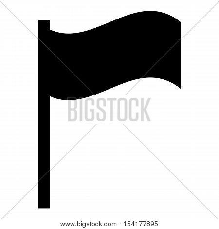 Flag rastaman icon. Simple illustration of flag rastaman vector icon for web