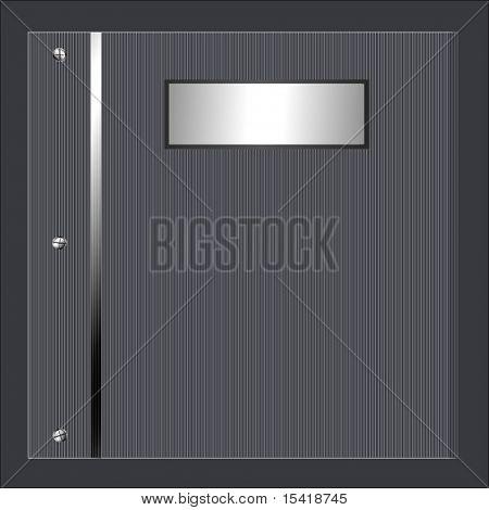 Vector Album Cover