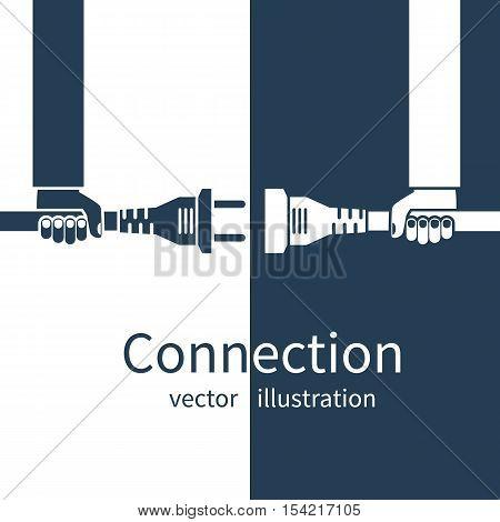 Business Connection Concept