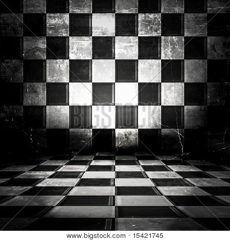 Checkered Old Room