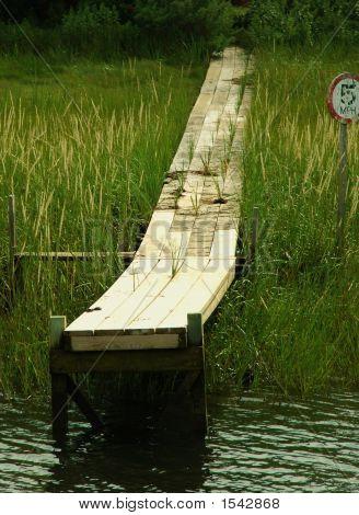 Narrow Dock