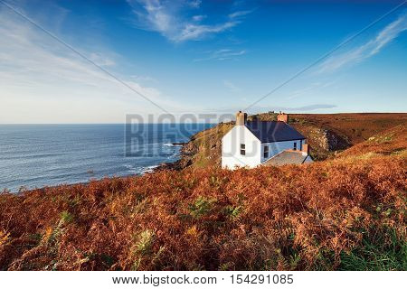 Cottage At Cape Cornwall