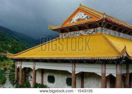 Ritual Buddah Stupa