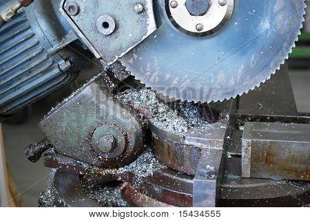 Industrial Metal Saw